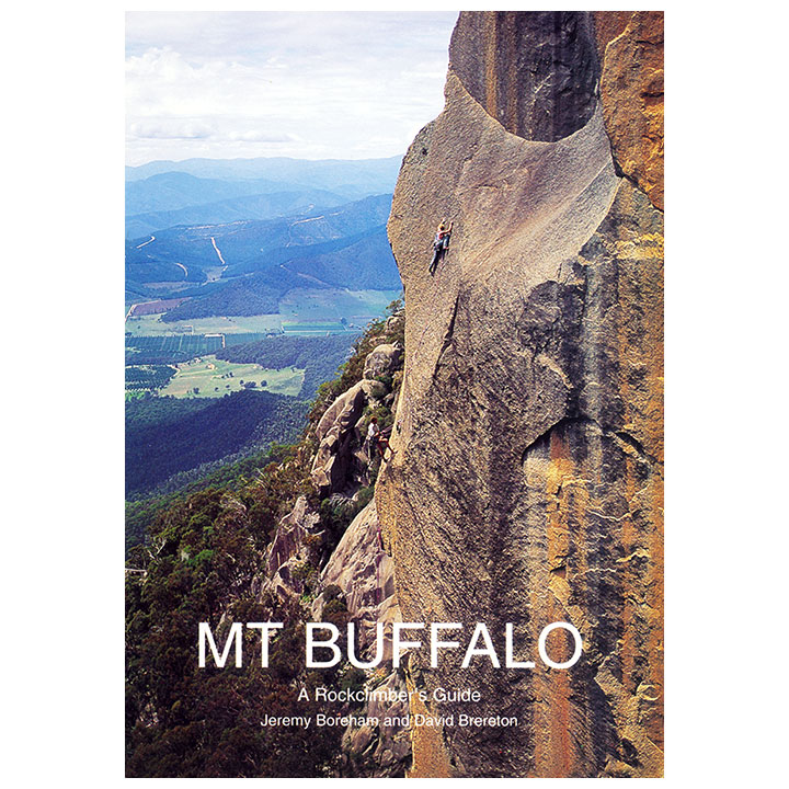 Mt Buffalo (old edition)