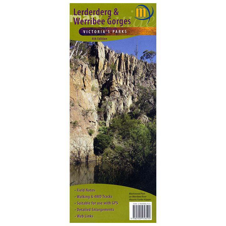 The Lerderderg & Werribee Gorges