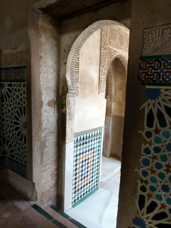 Doorway and detail